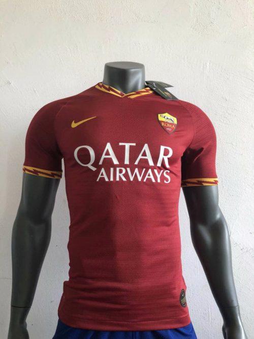 purchase cheap 8b6a6 fb26f 2019-2020 Roma Men Home Jersey (Player Version)