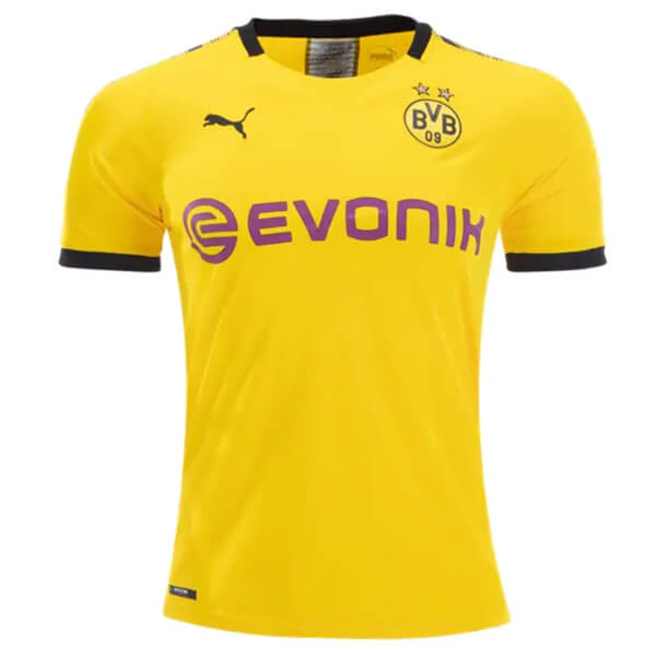 2019-2020 Borussia Dortmund Home Football Shirt - Team ...
