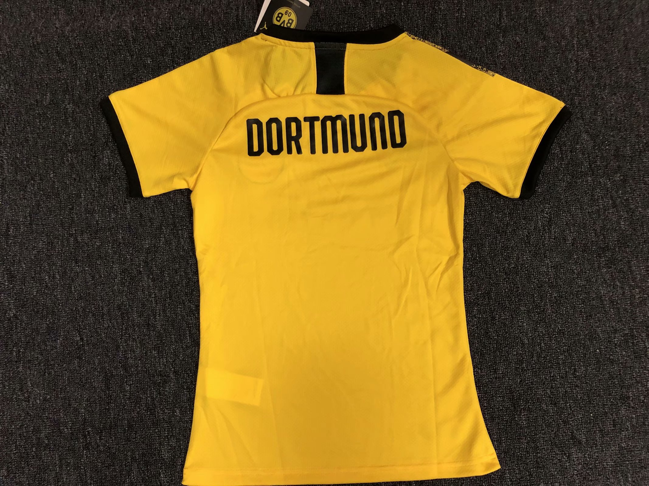 Women 2019-2020 Borussia Dortmund Home Jersey - Team ...